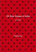101 RARE STAMPS OF INDIA