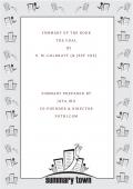 Summary of The Goal (eBook)