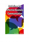 Guidelines For Effective Business Communication (eBook)