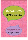 Ingajico Comic Series - Volume 3 (eBook)