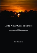 Little Nihar Goes to School