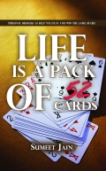 Life is a pack of 52 cards