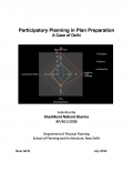 Participatory Planning in Plan Preparation (eBook)