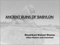 Ruins of Babylon (eBook)