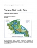 Yamuna Biodiversity Park, New Delhi (eBook)