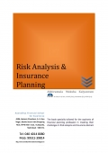 Risk Analysis & Insurance Planning