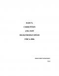 Babu's, corruption and now Dr. Manmohan Singh-Circa 2004.