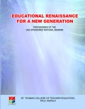 EDUCATIONAL RENAISSANCE FOR A NEW GENERATION