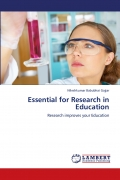 Essential for Research in Education