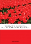THE FOCUS OF ENTREPRENEURIAL RESEARCH