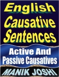 English Causative Sentences