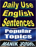 Daily Use English Sentences