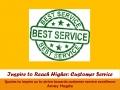 Inspire To Reach Higher: Customer Service (eBook)