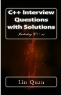 C++ Interview Questions with Solutions