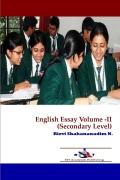 English Essay Volume -II (Secondary Level)