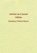 Articles on Current Affairs 2013