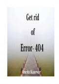 Get rid of Error-404 (eBook)