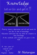 Knowledge. Go, get it! (e-book)