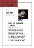 Save the World - ZWM (eBook)