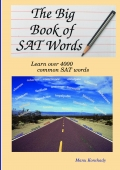The Big Book of SAT Words
