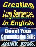 Creating Long Sentences in English