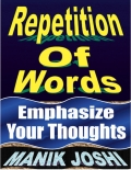 Repetition of Words