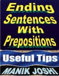 Ending Sentences with Prepositions