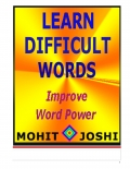 Learn Difficult Words