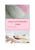Nougat and Marshmallow Recipes (eBook)