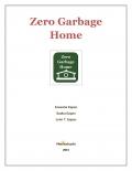 Zero Garbage Home (eBook)