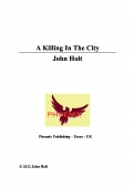 A Killing In The City (eBook)
