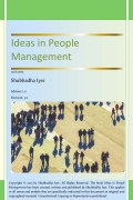 Ideas in People Management