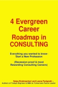 4 Evergreen Career Roadmap in CONSULTING
