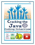 Cracking The Java Coding Interview Special Edition 2014.