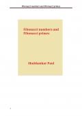Fibonacci numbers and Fibonacci primes