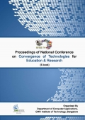 Proceedings of the National Conference on Convergence of Technologies for Education and Research