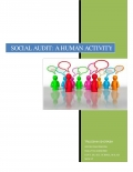 SOCIAL AUDIT: A HUMAN ACTIVITY