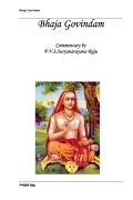Bhaja Govindam (eBook)