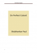 On Perfect Cuboid (eBook)