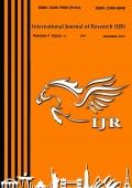 International Journal of Research December 2014 Part-6