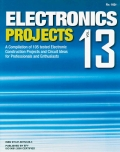 Electronics Projects Vol. 13 (eBook)
