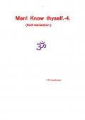 Man! Know thyself-4.