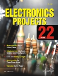 Electronics Projects Vol. 22 (eBook)