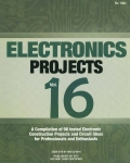 Electronics Projects Vol. 16 (e-book)