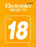 Electronics Projects Vol. 18 (eBook)