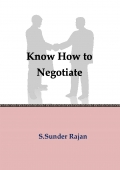 Know How to Negotiate