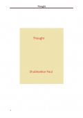 Thought (eBook)