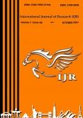 International Journal of Research October 2015 Part-5