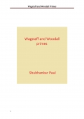 Wagstaff and Woodall Primes
