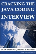 CRACKING THE JAVA CODING INTERVIEW - 2014-15